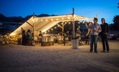 SRC Pioneertown Tent